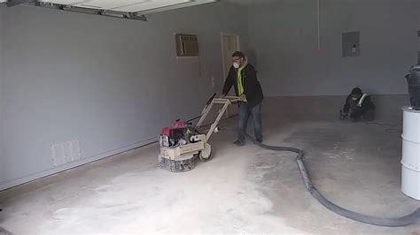 Garage Floor Repair Www Hitechfloors Cracked Garage Floor Repair Coatings