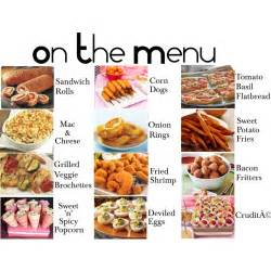 baby shower food ideas baby shower menu ideas for a
