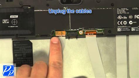 dell venue  pro  mini hdmi port circuit board