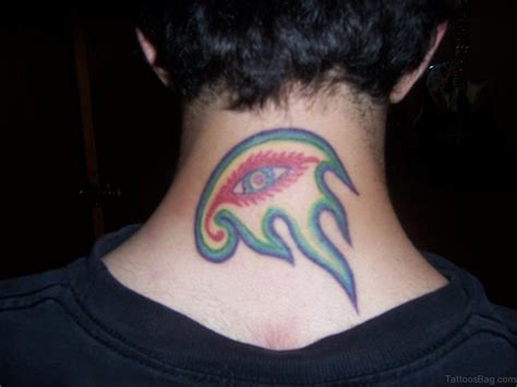 cool neck tattoos 76 excellent eye tattoos on neck