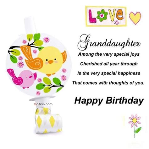 Happy 3rd Birthday Quotes For My 65 Popular Birthday Wishes For Granddaughter Beautiful