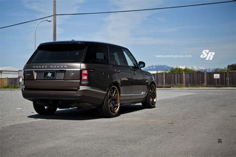 brown range rover eye hazelnut brown range rover on pur wheels