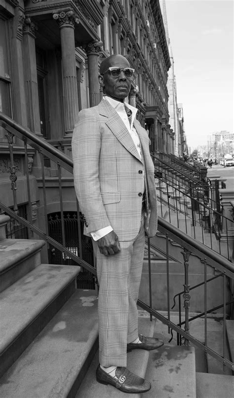 Dapper Dan on Gucci, gangsters, and his unstoppable