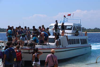 fast boat ke gili air info fast boat ke senggigi gili trawangan gili air lombok