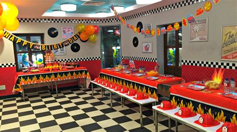 themed birthday party singapore quot firefighter quot themed kids birthday party ideas