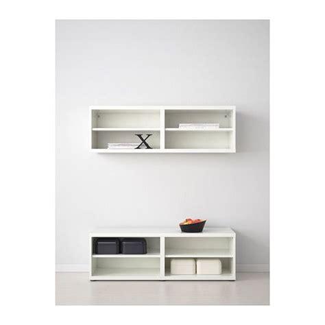 besta shelf best 197 shelf unit height extension unit white