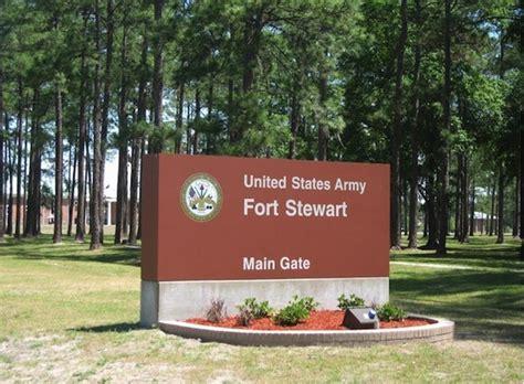 Soldiers Murdered at Fort Stewart, Suspect in Custody ... Ft. Stewart Facebook