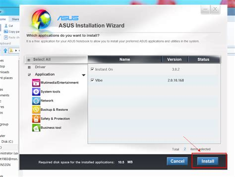 Install Windows 8 On Asus Laptop asustek computer inc support faq ux42vs