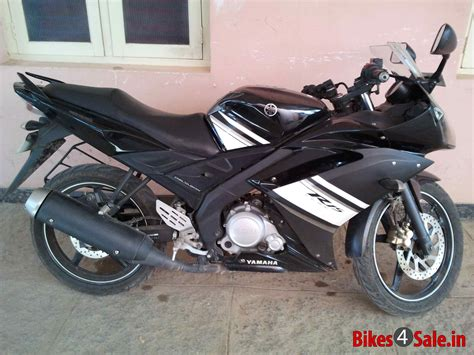 Handgrip Yamaha R15 second yamaha yzf r15 in bangalore bike in extremely condition black colour price