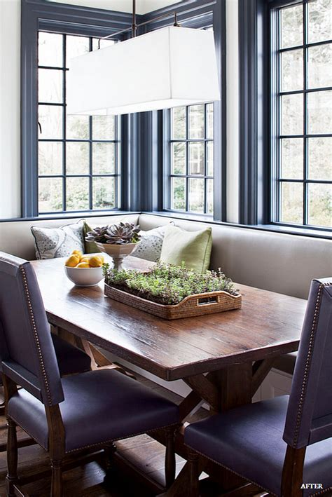 Design Ideas For Banquette Table Furniture Interior Design Ideas Home Bunch
