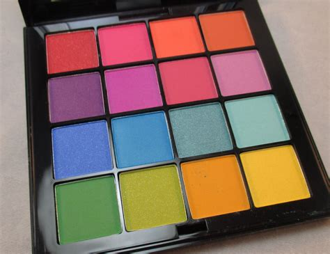 Nyx Brights nyx ultimate shadow palette brights