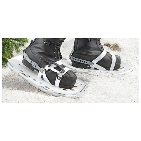 snow shoes hq issue tactical snowshoes 425067 snowshoes at sportsman s guide