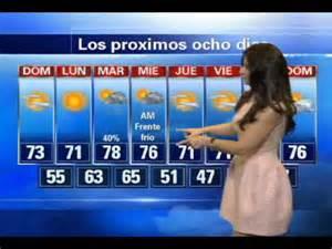 El Clima En Tx Gabriela Con El Pronostico De El Clima Para El Pas