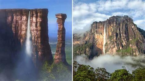 up film venezuela 7 tourist spots that inspired disney movies locations