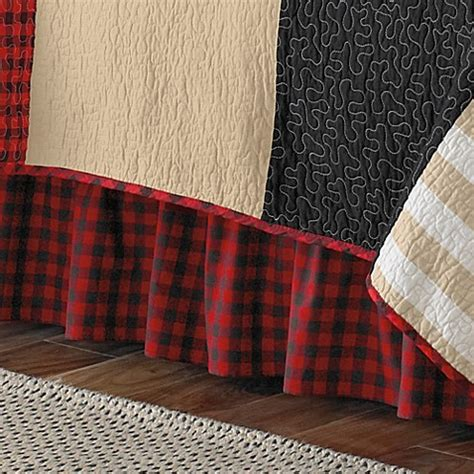 bed bath and beyond alpine alpine lodge bedskirt bed bath beyond