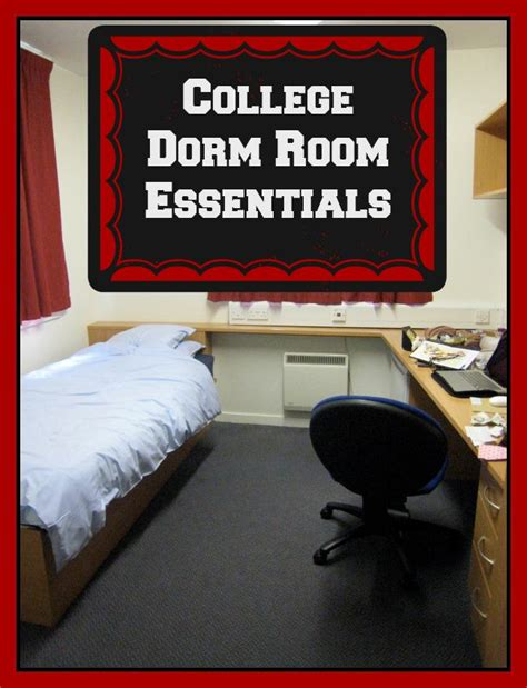 College Bedroom Essentials Must College Room Essentials You Don T Want To