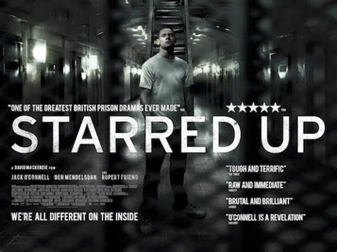 film up review starred up movie review youtube