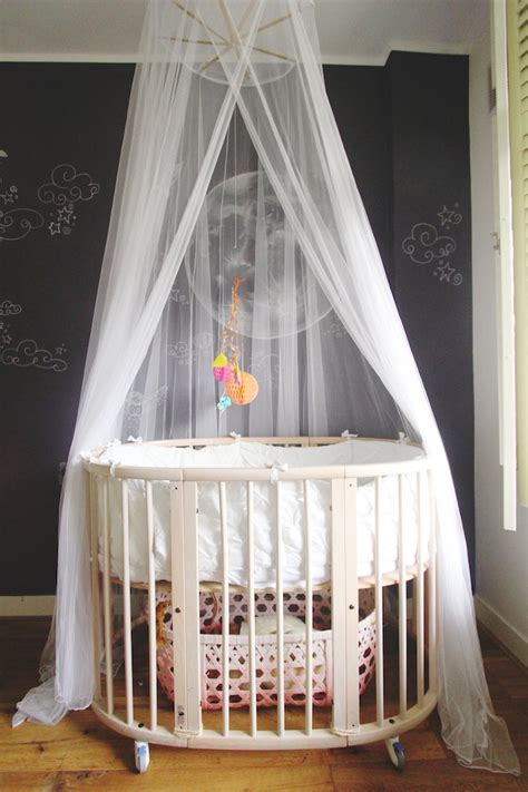 Mosquito Net Crib by Before And After Nursery Currystrumpet