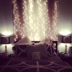 Lighting For Bedrooms Fairy Lights In The Bedroom Dream House Pinterest