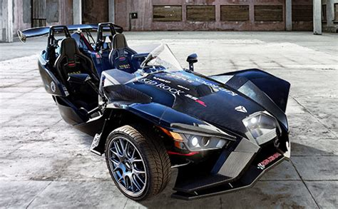 Kid Rock Sweepstakes - at las vegas sema show polaris debuted turbocharged kid rock ss r concept slingshot