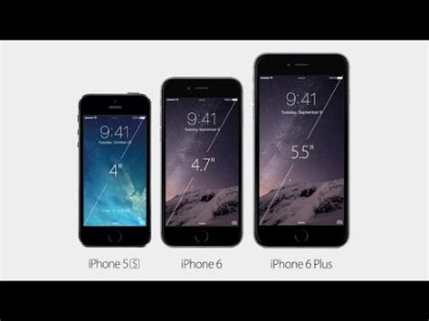 iphone 6 trailer iphone 6 plus trailer official apple iphone 6 official by apple