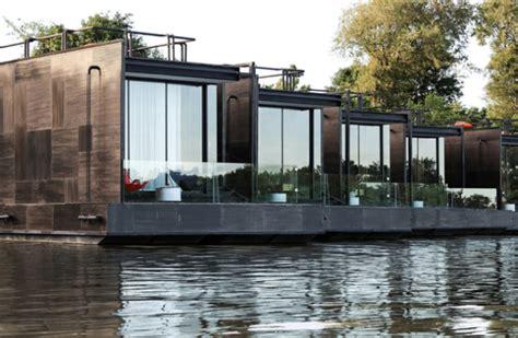 eco friendly floating prefab homes home design garden