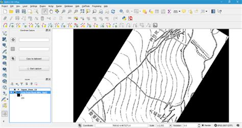 tutorial qgis 2 10 1 how to open georeferenced image on quantum gis tutorial
