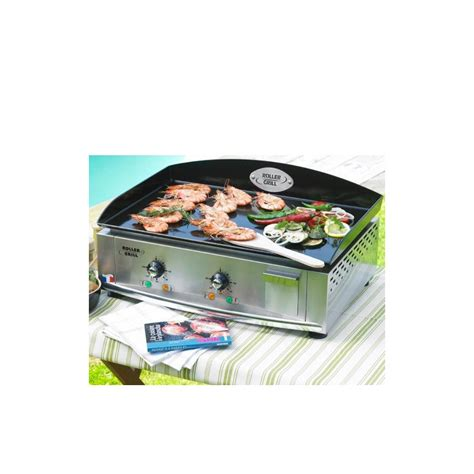 Plancha Electrique Roller Grill by Plancha Electrique Roller Grill