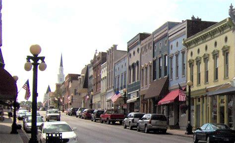 oldest town  kentucky    visit