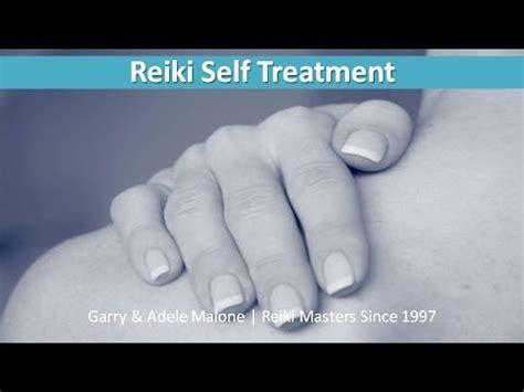 reiki  treatment hand positions youtube