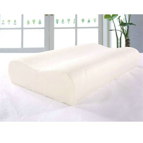 Firm Contour Pillow by Orthopaedic Memory Foam Contour Pillow Firm Neck