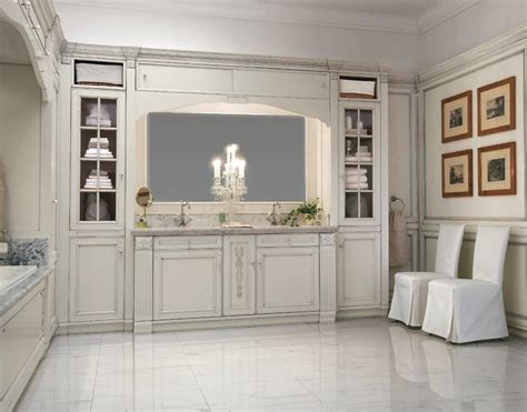 mobili bagno in stile arredo bagno completo in legno massello in stile veneziano