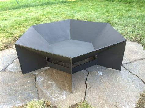 Steel Firepit 5 Diy Weekend Welding Projects Metals Blogonline Metals