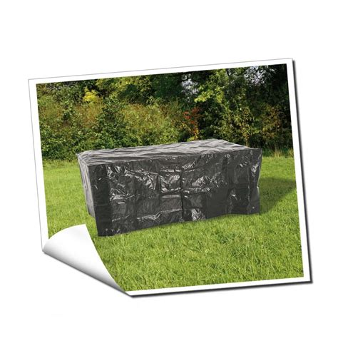 Patio Furniture Covers Wilko Wilko Rectangle Table Cover Polyethylene At Wilko