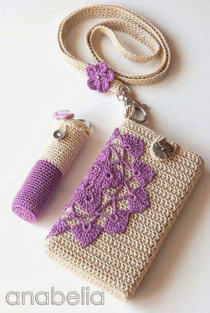 Phone Smarphone Pouch Rajut 19 best rajut images on crochet bags crochet