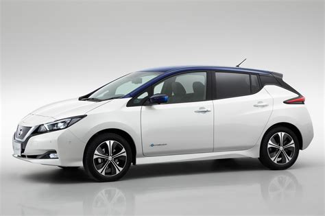 nissan leaf nissan leaf 2019 model with 200 mile range coming