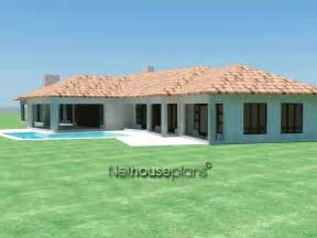 House Plans Com traditional style 4 bedroom house plan single storey floor plans