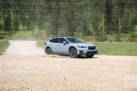 subaru offroad 2018 subaru crosstrek first drive review shopmatrix