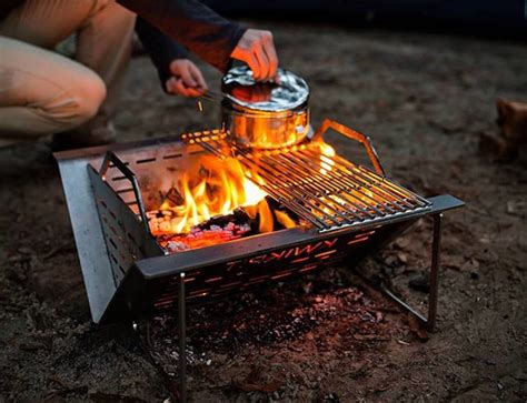 Firepit Top Kwik Pit Portable Steel Firepit 187 Gadget Flow