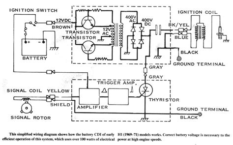 capacitor in battery ignition system diy electronic ignition page 2