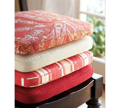 Pottery Barn Chair Cushions by Box Chair Cushion Pottery Barn
