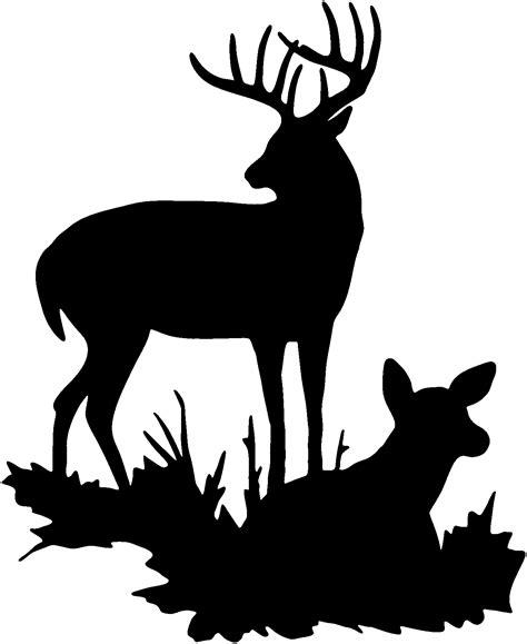 printable vinyl for silhouette deer family2 gif 1332 215 1628 quotes pinterest