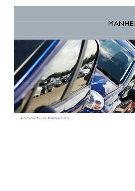 design thinking español presentacion lineas de negocio manheim espa 241 a