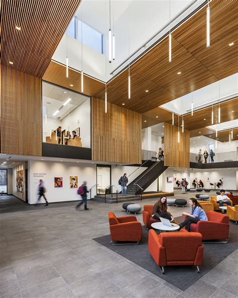 interior design collage 2013 market winner macalester college janet wallace fine arts center by hga architects and