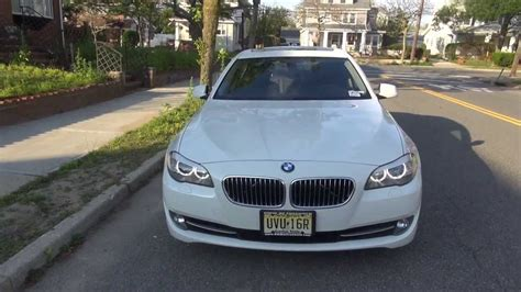 bmw 528i xdrive 2013 2013 bmw 528i x drive in depth review start up exhaust