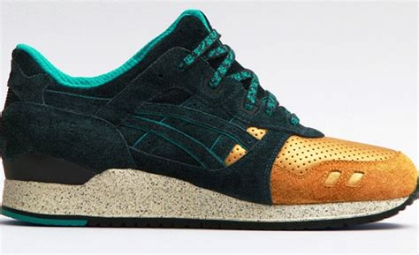 Asics X Concpet Three Lies concepts x asics gel lyte iii quot three lies quot release info