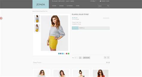 themeforest zonda zonda premium responsive opencart theme by tomsky