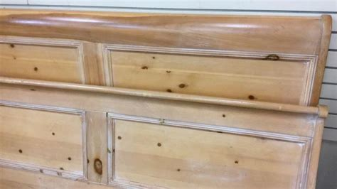 queen size bed rails wooden queen size sleigh bed with rails