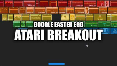 atari breakout celebrate atari breakout s 40th anniversary with a