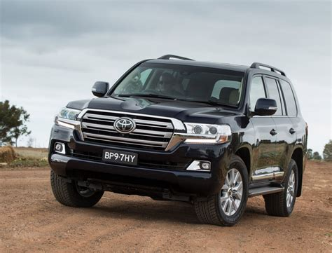 Land Crusier Toyota 2016 Toyota Land Cruiser Preview
